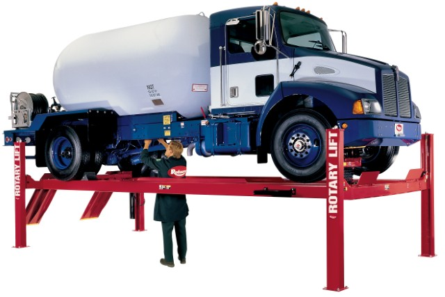 4 Post Vehicle Lifts: Installation - Maintenance - Repair: Chicago - PR
